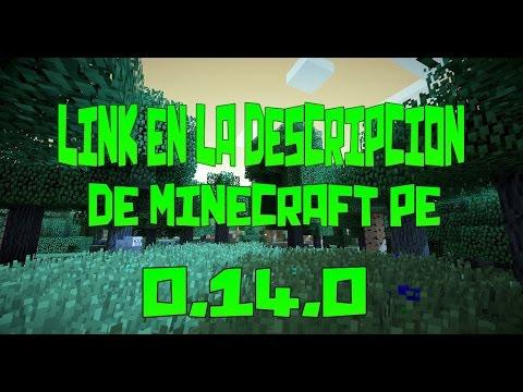 minecraft apk 0.14.0 cepde indir
