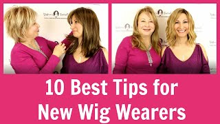 10 Best Tips for New Wig Wearers