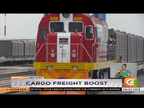 SGR Cargo Registers Growth