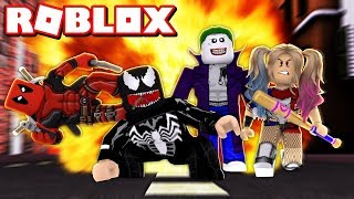 2 PLAYER SUPER VILLAIN TYCOON in ROBLOX