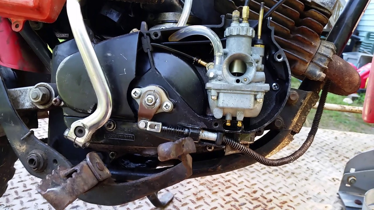 Ke100 Carb Repair Talk Part 2 Youtube 1975 Kawasaki 100 Wiring Diagram