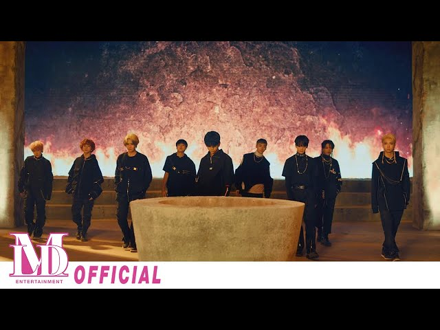 T1419 1st Single Album [BEFORE SUNRISE Part. 1] '아수라발발타(ASURABALBALTA)' MV