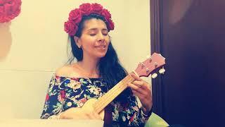 Soy mía (Kany garcia ft Naty Natasha) ukulele cover