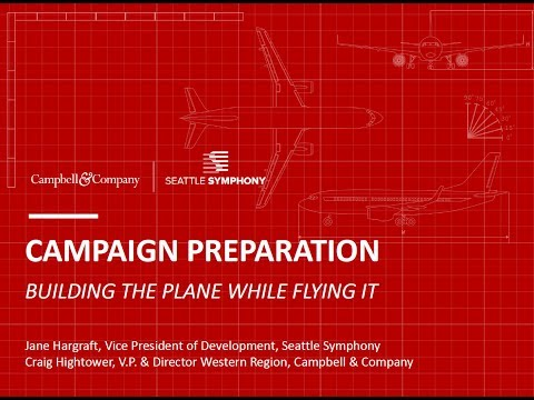 Campaign Prep 2:  Building the Plane While Flying It
