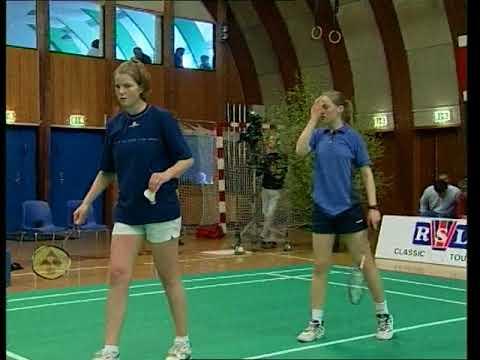 Dansk Ungdoms Grandprix i Badminton 3 2001 0506