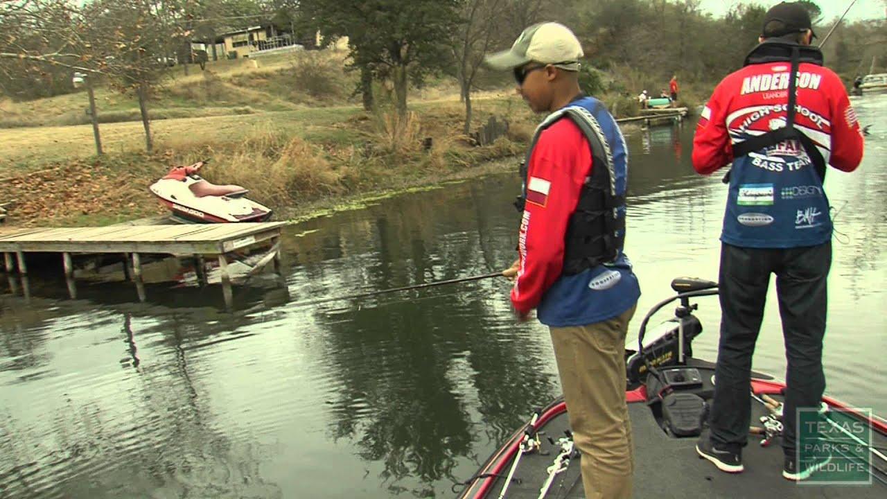 High school fishing teams school of fish texas parks for Texas high school fishing