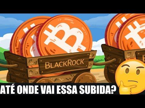 Bitcoin disparou! Sobe até quanto? Quais os motivos?