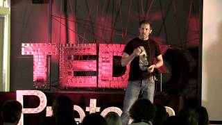 The emergence of universal consciousness: Brendan Hughes at TEDxPretoria