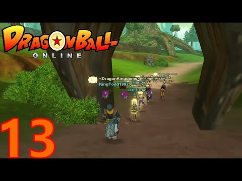 THE TRAIN STATION! - Dragon Ball Online: Global - PlayThrough Part 13 [Live Stream]