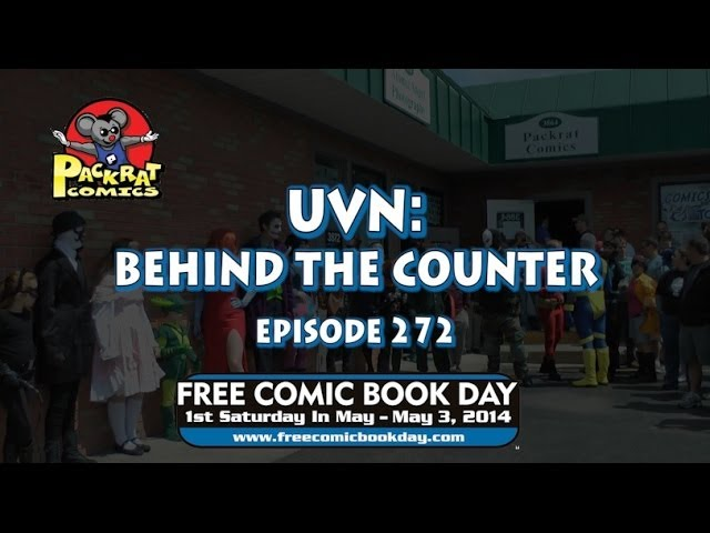 UVN: Behind the Counter 272