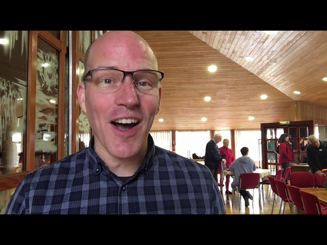 Care more, fear less   a message from Tim Roberts, CAW