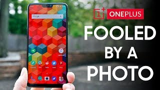 OnePlus 6 Face Unlock Fooled by a Photo | OnePlus On Midrange Smartphone