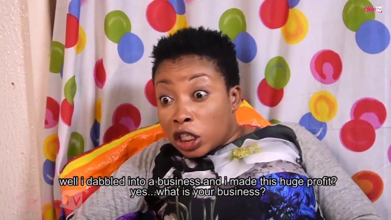 Download Owo Naira Bet 2 Latest Yoruba Movie 2018 Drama Starring Liz Anjorin   Saheed Balogun   Niyi Johnson