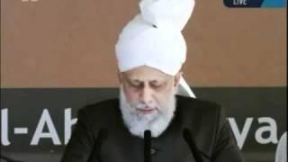 L'acquisition de la Taqwa et de la connaissance de Dieu - sermon du  16 09 2011