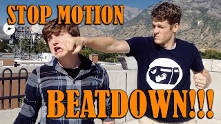 Stop Motion BEATDOWN! - Pocket Film Festival