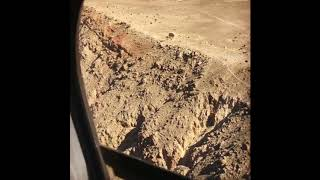 Brian May: Over the rim and wheeling around Arizona Meteor Crater 11092018