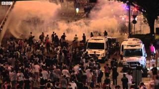 Hong Kong tiếp tục biểu tình