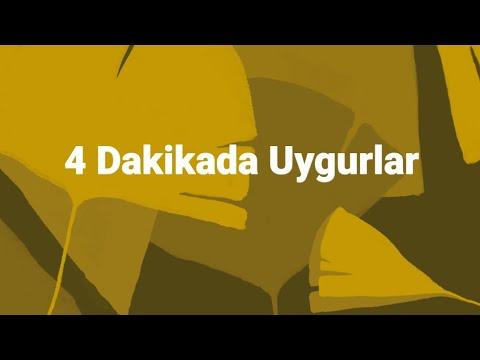 4 Dakikada Uygurlar / İslam öncesi Türk Devletleri / Tarih / video 6
