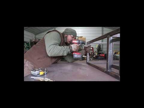 DIY Welder Cart