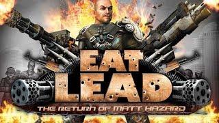 Eat Lead: The Return of Matt Hazard Game Movie (All Cutscenes) 2009