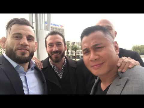 UFC Anti-Trust Shenanigans