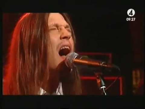Pain - Same Old Song (Live on TV4)