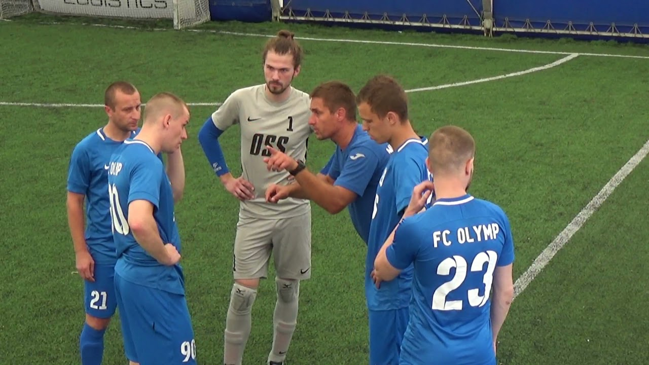 Огляд матчу | МФК АТЕН 0 : 1 Олімп Безпека | Parimatch League 2021