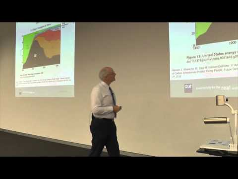 2014 QUT Grand Challenge Lecture - Our Global Future – I Mackinnon