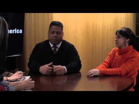 Perdidos en America Interviews Paul Perez