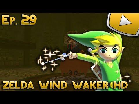 Zelda Wind Waker HD : Temple du Vent | Episode 29 - Let's Play