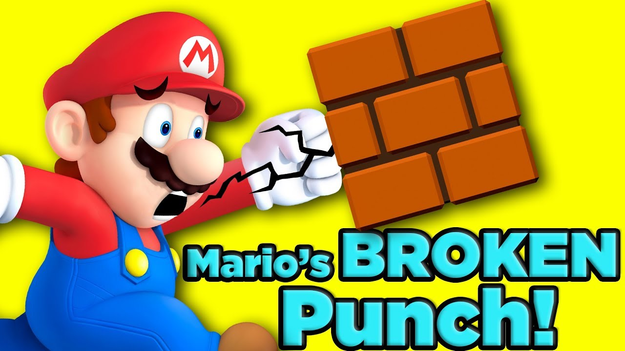 Mario's CRAZY Strength SOLVED! | The SCIENCE    Of Mario