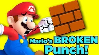Mario's CRAZY Strength SOLVED! | The SCIENCE... Of Mario