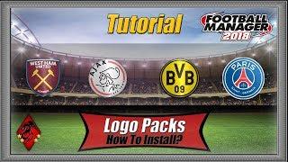 How to Install Team/Club Logos & Badges - Football Manager 2018 FM18