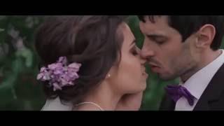 Ведущий Евгений Ушаков. Сиренево-фиолетовая свадьба Тани и Виталика