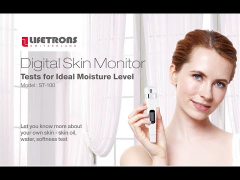 LIFETRONS ST-100 Digital Skin Monitor