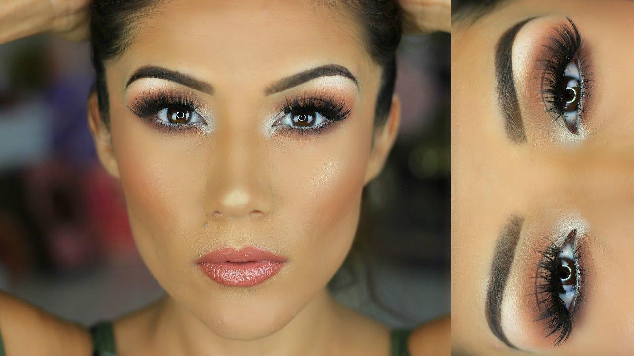 Warm Orange Eyes I Neutral Makeup Look - YouTube 35bd0b7f9db