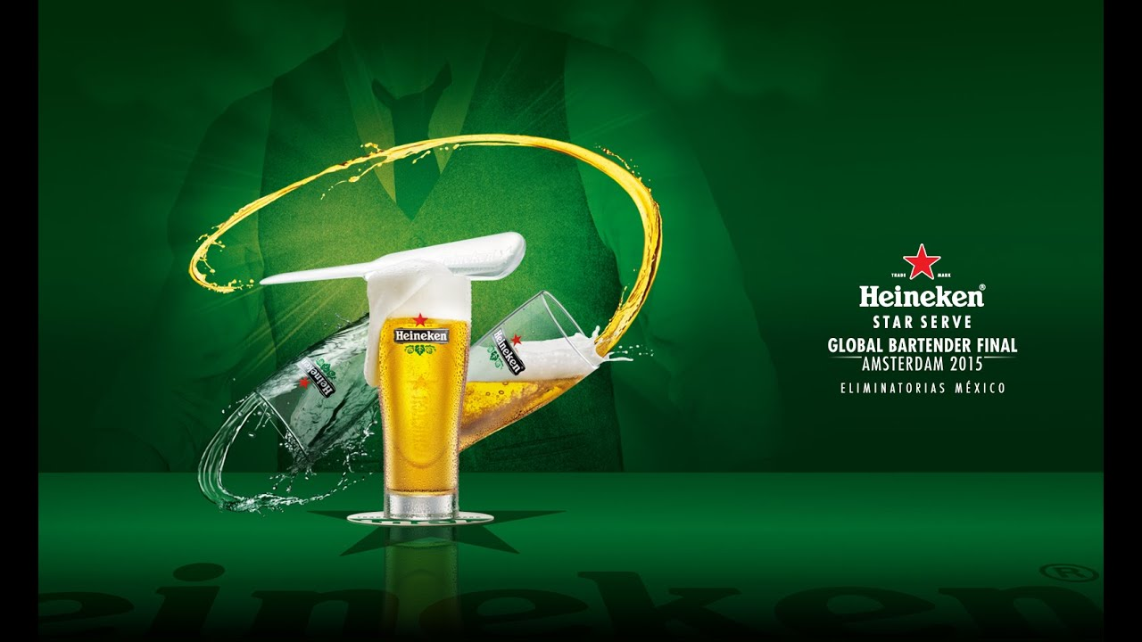 Heineken Global Bartender Final 2015 (Trailer Mundial ...