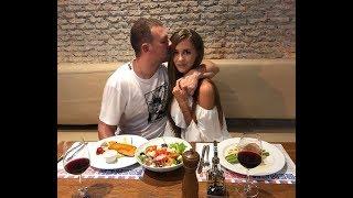 Анна Бузова отметила свое 30-ти летие в Таиланде с женихом ))