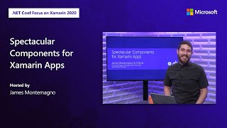 Spectacular Components for Xamarin Apps