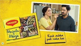 MAGGI Masala-ae-Magic Bhindi TVC (Hindi 20 sec) thumbnail