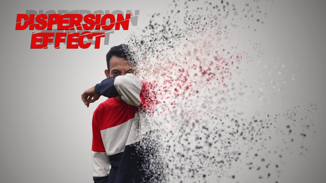 Cara Edit Foto DISPERSION EFFECT - Photoshop Cs5 Extended ...