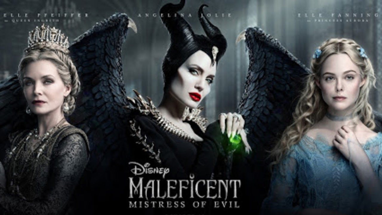 Disney's Maleficent 2 Mistress of Evil Sequel Review!