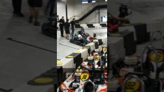 session 10 2016 go karting with teacher joel