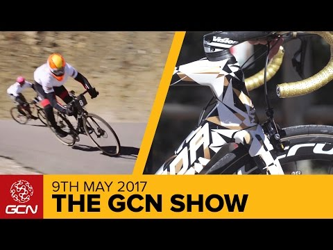 Tech Special - New Bikes At The Giro d'Italia   The GCN Show Ep. 226