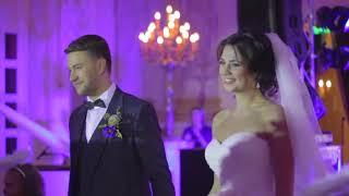 Яркое начало свадьбы с Александром Чечелем от OSCAR EVENT AGENCY