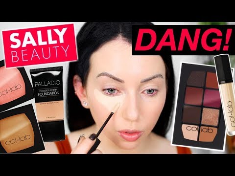 Okkk Sally Beauty! Affordable Makeup from Sally Beauty