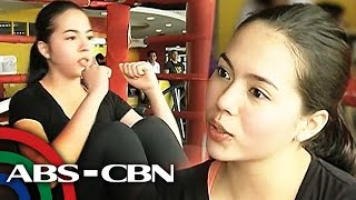 How Julia Montes stays fit