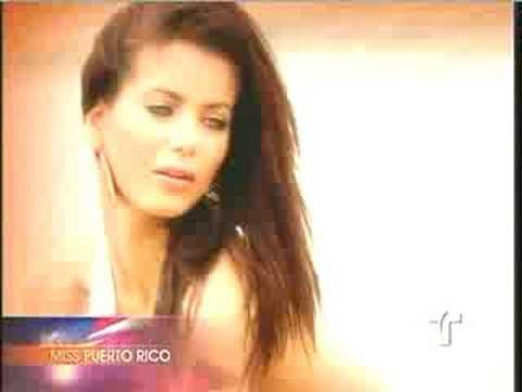 Ingrid Marie Rivera MIss Puerto Rico
