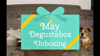May Degusta Box Unboxing