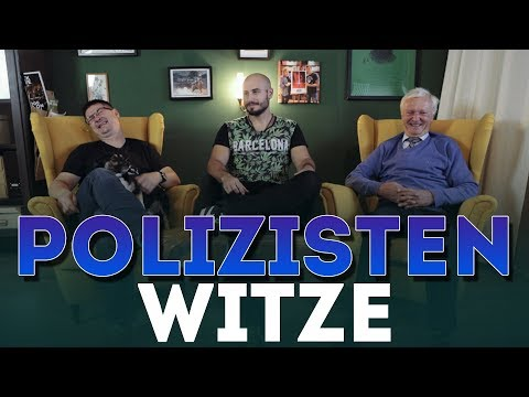 POLIZISTEN-Witze | Randgruppenwitze mit Randgruppen